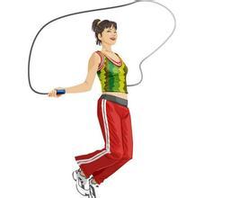 跳绳能瘦腿吗