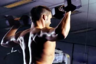 男人运动后肌肉酸痛怎么办