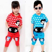 选购小孩夏季衣服的注意事项