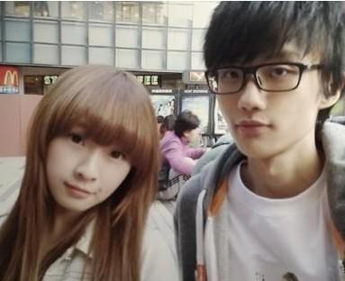 许嵩的女朋友徐佳颖个人资料照片
