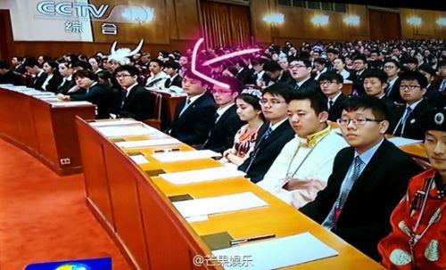 TFboys王俊凯惊现《新闻联播》