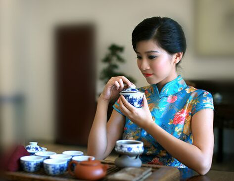 喝什么茶美容养颜