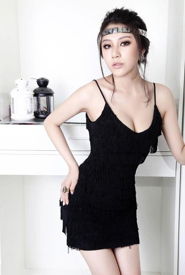 美空顶级模特黄嘉熙美艳性感图片