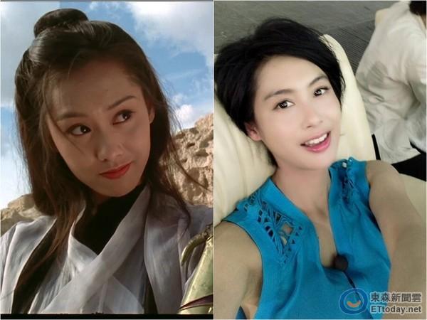 """""""紫霞仙子""""20年保鲜没变样 43岁朱茵揭秘"""