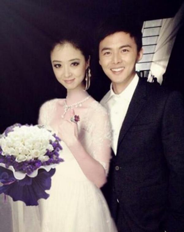 叶祖新老婆是蒋欣吗 叶祖新和蒋欣结婚照
