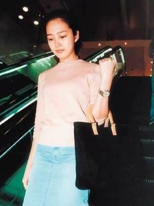 朱丽倩刘德华结婚照 朱丽倩家族背景