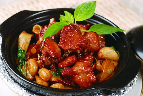 台湾三杯鸡的做法