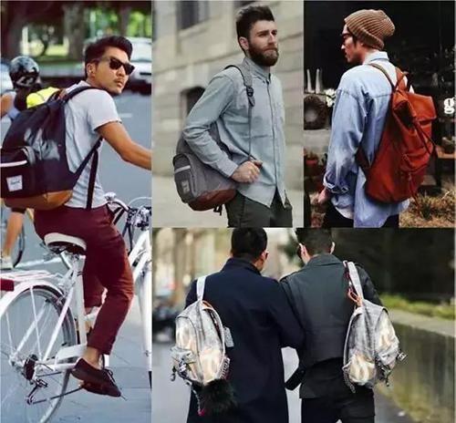 男士必备5款包包
