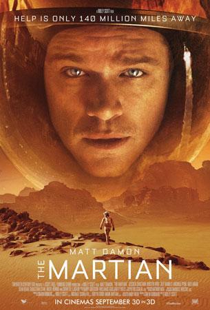 《火星救援》正式海报出炉