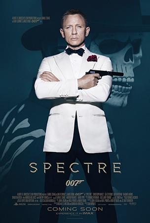 第24集《007》正式海报出炉