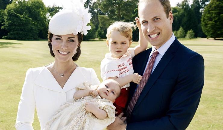 传凯特王妃又怀了第3胎 5月初才刚刚生下公