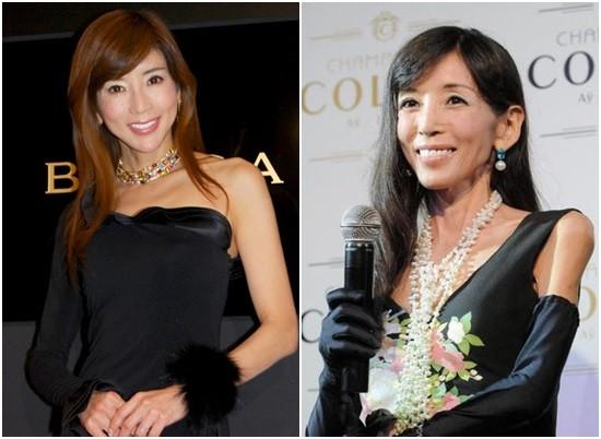 54岁日本艳星摘除肿瘤 暴瘦到皮包骨