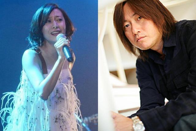 日本混血女歌手陷不伦恋