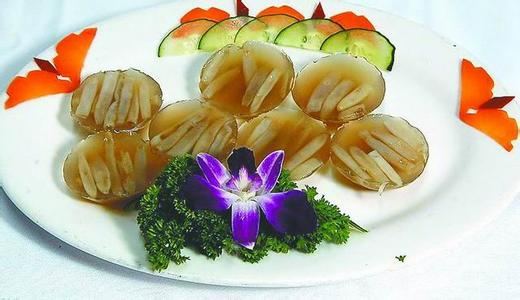 土笋冻的营养价值 土笋冻的做法