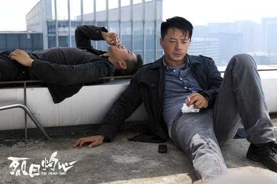 《烈日灼心》票房飘红 网友评分7.9