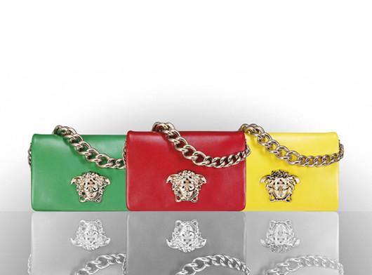 范思哲推出2015秋冬系列包包