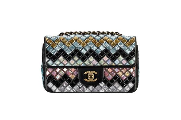 Chanel推出2015秋季系列包包