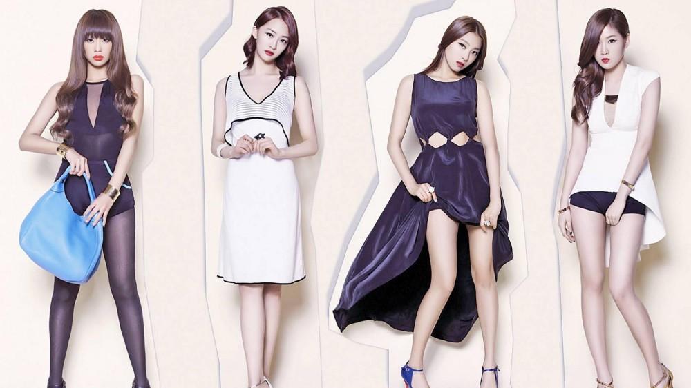 <b>韩国美女组合SISTAR壁纸图片</b>