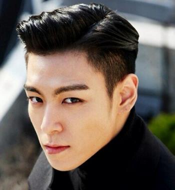bigbang崔胜贤时尚发型盘点35岁头发染什么颜色好看吗图片