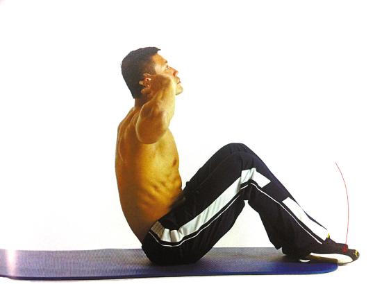 男人腿部减肥的方法