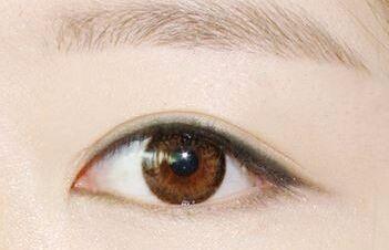 眼线笔如何画眼线