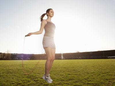 跳绳减肥的最佳时间