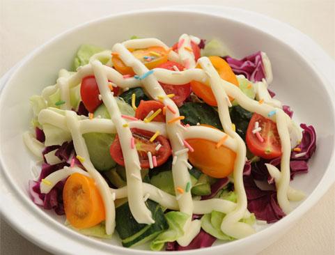 蔬菜沙拉的做法
