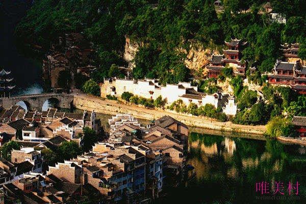 镇远古城图片