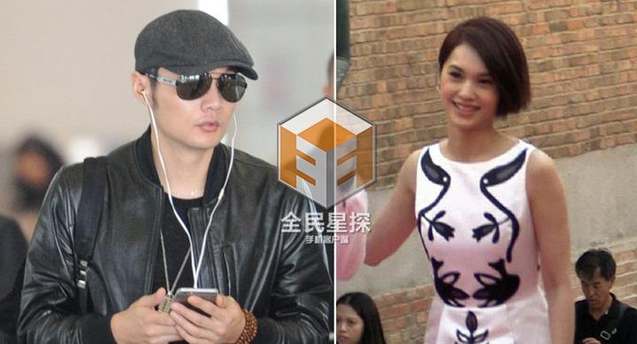 杨丞琳与李荣浩聚餐后同返新爱巢 或已同居