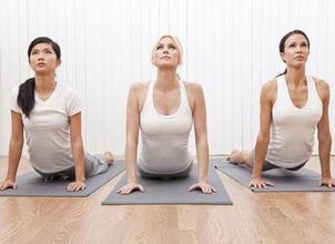 练习瑜伽的注意事项