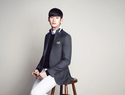 金秀贤和BIGBANG当选2015最佳韩国明星