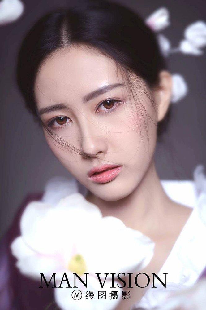 浙传校花张子璇写真图片