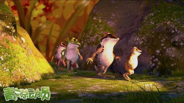 《青蛙总动员》公映口碑爆棚