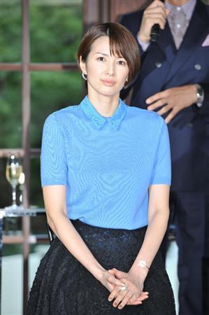 日本女星吉濑美智子怀二胎