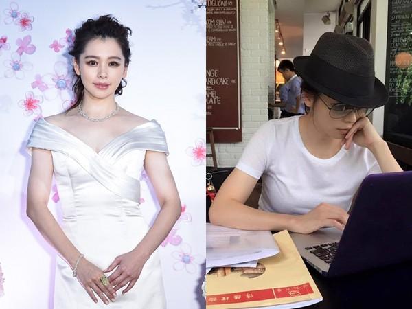 徐若瑄以第十名成绩考上硕士研究生