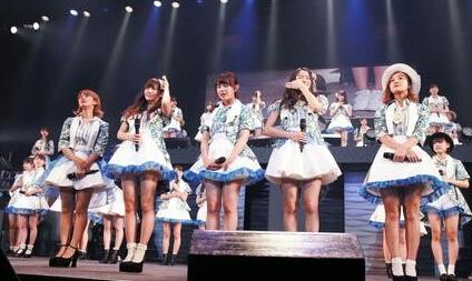 日本女团宣告解散震惊众人