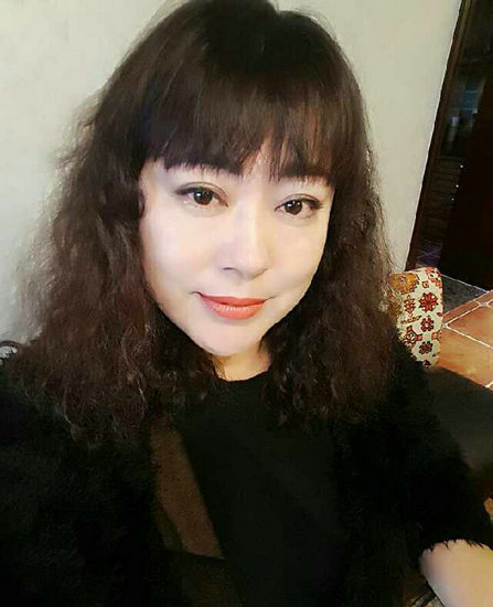 李菁菁减肥后照片
