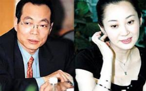 许晴和刘波为什么分手  老公主许晴恋情曲折