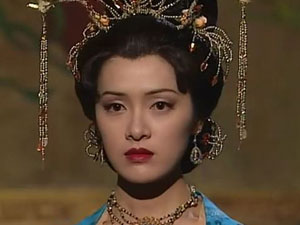 向海岚真是向华强侄女 出演最美杨贵妃走红