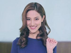 香港小姐陈凯琳的家族 标准的富二代美女