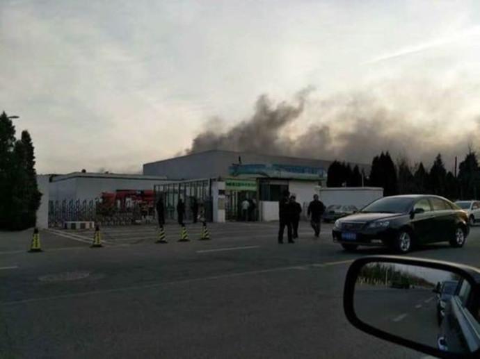知名企业三星电池工厂竟然起火了?所幸没有