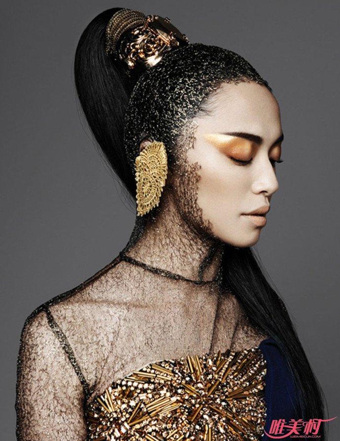 亚洲最时尚面孔