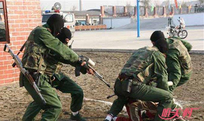新疆暴力袭击事件