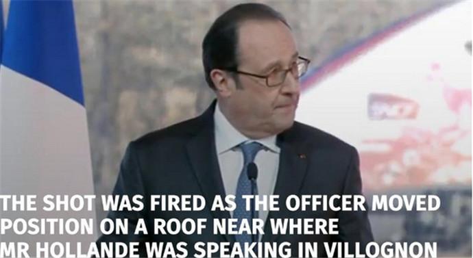 总统演讲警枪走火,这样的警察也能成为特警