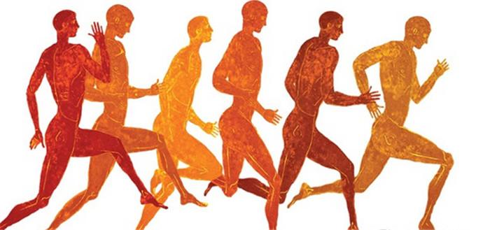跑步也有故事,马拉松就源于第一个马拉松者的死亡!
