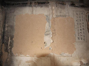 山西壁画遭盗割 犯罪团伙全部都被平遥警方给抓住了