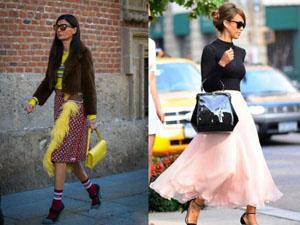 针织衫怎么搭配鞋子 本文教你瞬间掌握诀窍化身街拍潮人