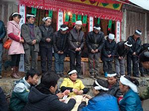 记录湘西土家族神秘葬礼 揭秘土家族文化上的源流