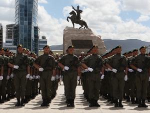 蒙古国两军人死亡 均有苏丹与维和行动经历