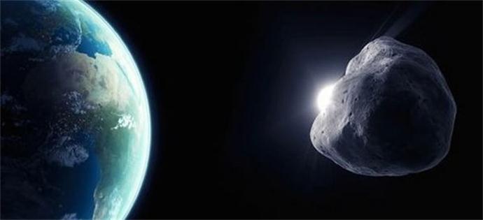 小行星将掠过地球
